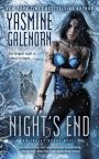 NIGHT'S END: Release Day Review and Contest