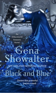 black and blue by gena showalter