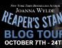 Reaper's Stand Blog Tour and Giveaway!