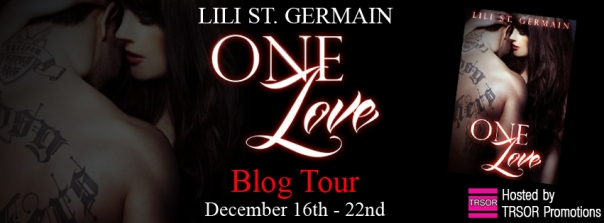 one love blog tour