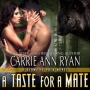 Audio Review: A Taste For A Mate by Carrie Ann Ryan