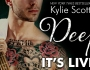 ARC Review: Deep by Kylie Scott-Blog Tour with giveaway