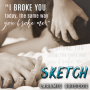Release Day Review: Sketch by Laramie Briscoe