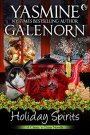 Review: Holiday Spirits by Yasmine Galenorn